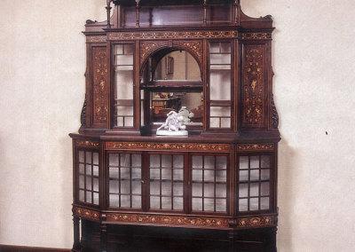 Vetrina Originale Inglese - 1850