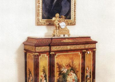 Mobile firmato Francois Linke - Francia 1830