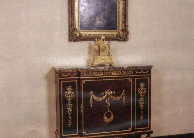 Mobile Luigi XVI firmato Francois Linke - epoca 1830-1850