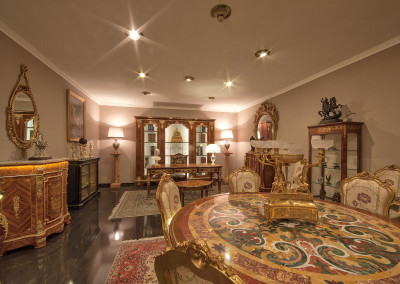 showroom - luxury furniture